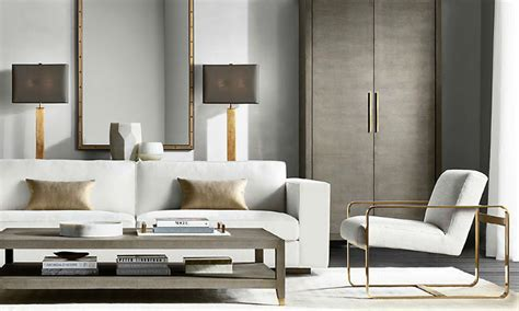 Low Back Dining Room Chairs restoration hardware steps up hospitality design with