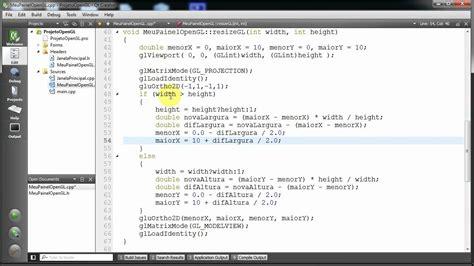opengl tutorial c qt tutorial de opengl com qt creator parte 03 youtube