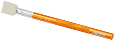 Alat Pasta Solder Jakemy Memory Metal Tin Scraping Knife Jm Z12 jakemy scraper soldering assist tool jm z06
