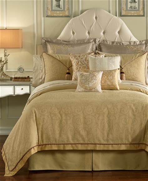 waterford bedding collections closeout waterford caprice collection bedding collections bed bath macy s