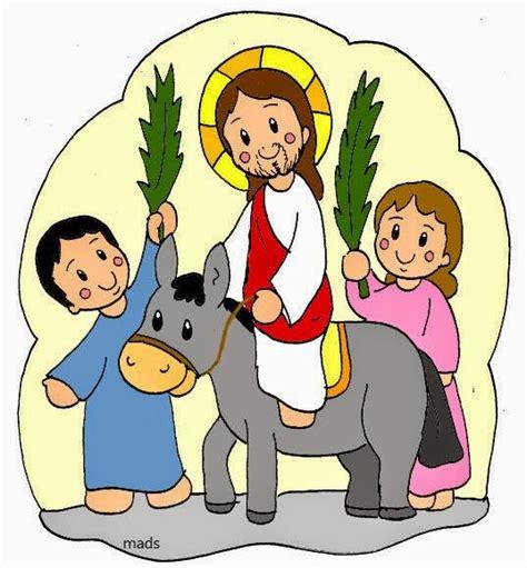 imagenes catolicas en caricatura mis ilustraciones domingo de ramos