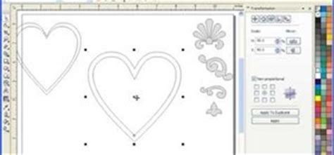 how to use interactive doodle how to use the interactive contour tool in corel draw x3