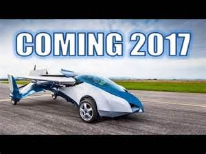 flying cars are coming in 2017! youtube