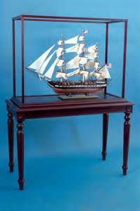 Used Display Cases For Sale Los Angeles Buy Rosewood Display 41 Quot L X 16 Quot W X 30 Quot H Model Ship