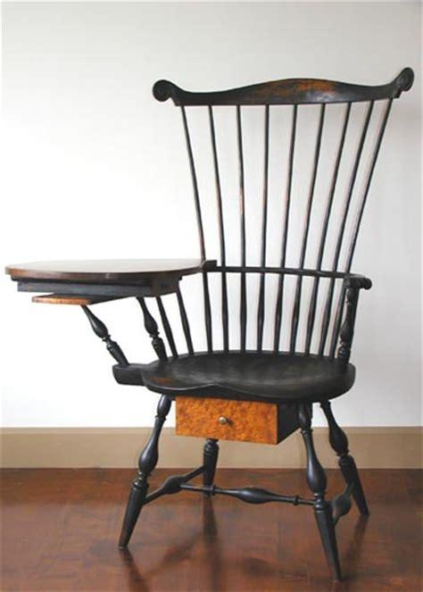 Writing Arm Chair Design Ideas Writing Arm Chair W Tiger Maple Chris Harter