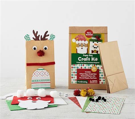 Paper Craft Kit - paper bag craft kit pottery barn