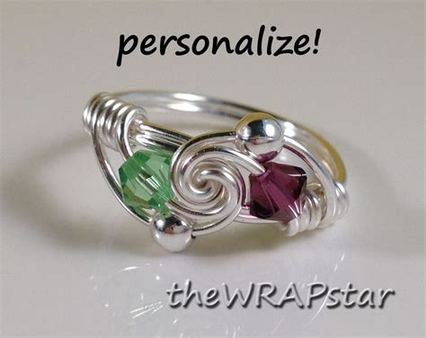 best wire for jewelry friendship ring wire wrapped jewelry handmade best by