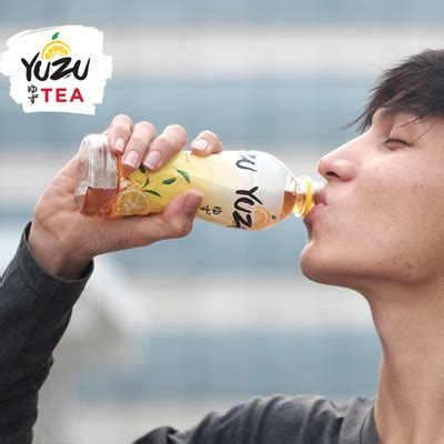 Teh Yuzu rasa buah yuzu yang khas dan kandungan vitamin c lebih