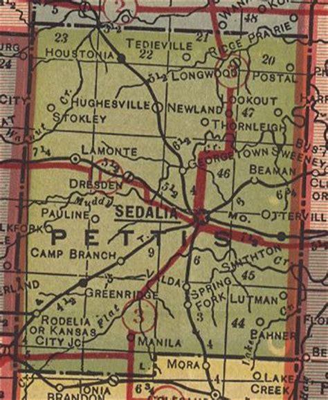 Pettis County Records Pettis County Missouri American Civil War In Missouri The State Historical