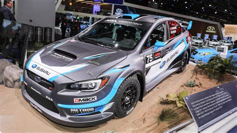 2017 rally subaru veja todos os carros de corrida do sal 227 o de detroit 2017