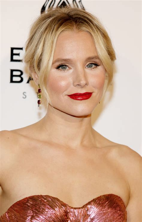 kristen bell reveals her beauty routine and how she gets