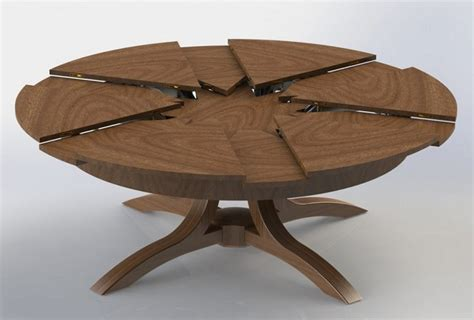 expandable round dining table adorable expandable round pedestal dining table round