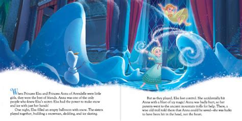 printable frozen storybook free disney frozen read along storybook from itunes