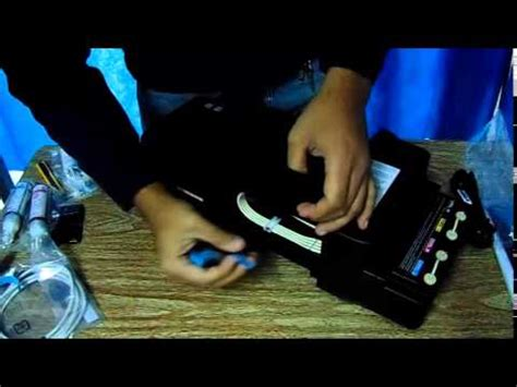 Tinta Epson Original L120 Unboxing Impresora Epson L120 Sistema De Tinta Continua