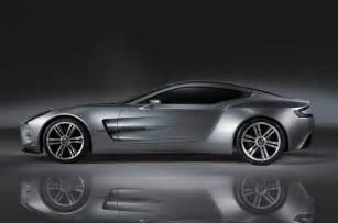 Aston Martin One77 Ausmotive 187 Geneva 2009 Aston Martin One 77