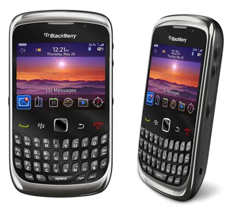Baterai Blackberry Curve 9300 blackberry curve 9300 finally gets official upgraded curve 8520 with 3g blackberry 6 os cio