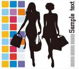 Fashion shopping vector illustration free vector graphics all free