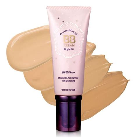 Etude Bb etude house precious mineral bright fit bb spf 30