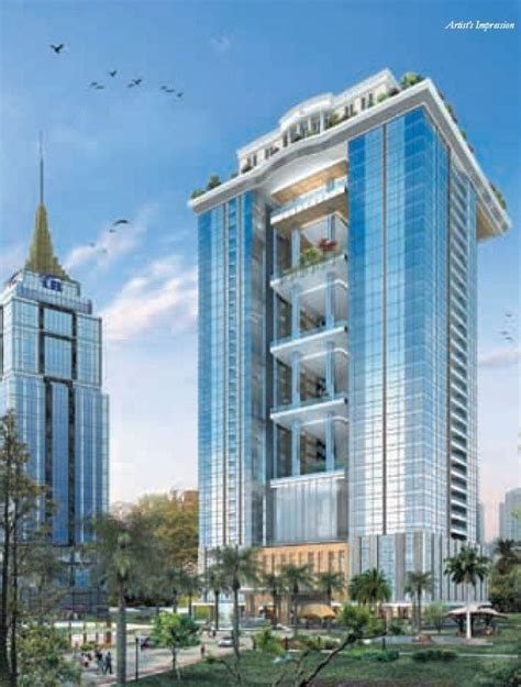 Garden Apartments Vittal Mallya Road Bangalore by Prestige Kingfisher Towers Apartments Prestige