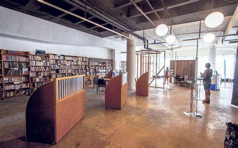 Marks Garage by Gallery Space Expanded At Mark S Garage