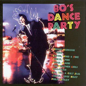 80s dance party music various artists 80 s dance party amazon com music