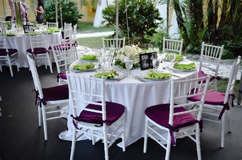 78  ideas about Purple Wedding Receptions on Pinterest