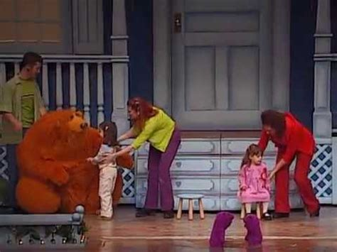 bear inthe big blue house live bear in the big blue house live youtube