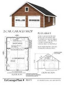 ez garage plans 2 car garage designs home amp kitchen