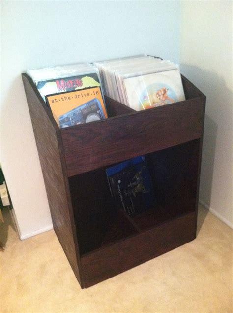 i built a vinyl record shelf johnvantine