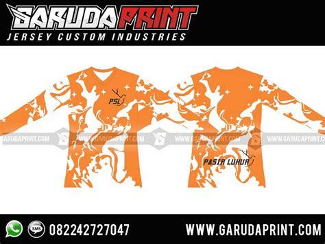 jasa desain jersey balap gambar kaos komunitas merpati garuda print garuda print