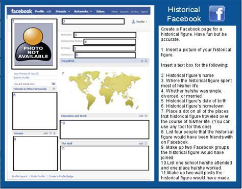 historical facebook