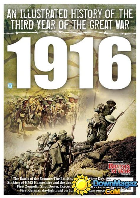 illustrated history    year   great war