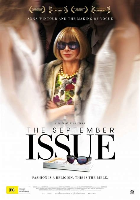 film one day in september the september issue 2 of 2 extra large movie poster