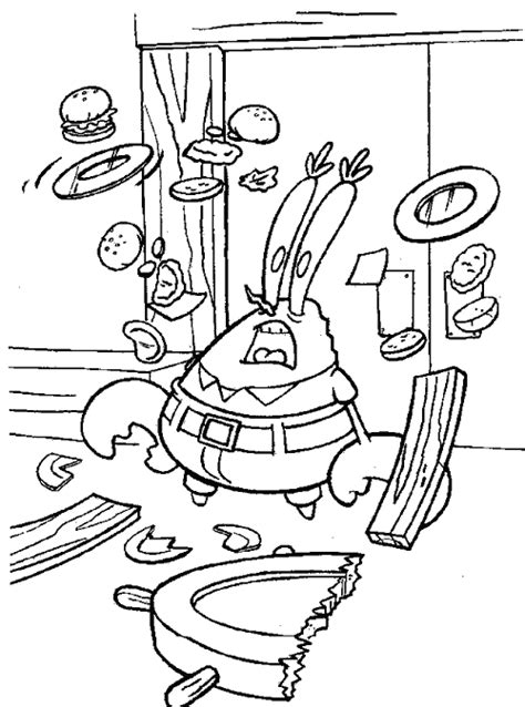 Spongebob Squarepants Coloring Pages Team Colors Sponge Bob Square Coloring Pages