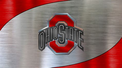 ohio state football logo wallpaper wallpapersafari
