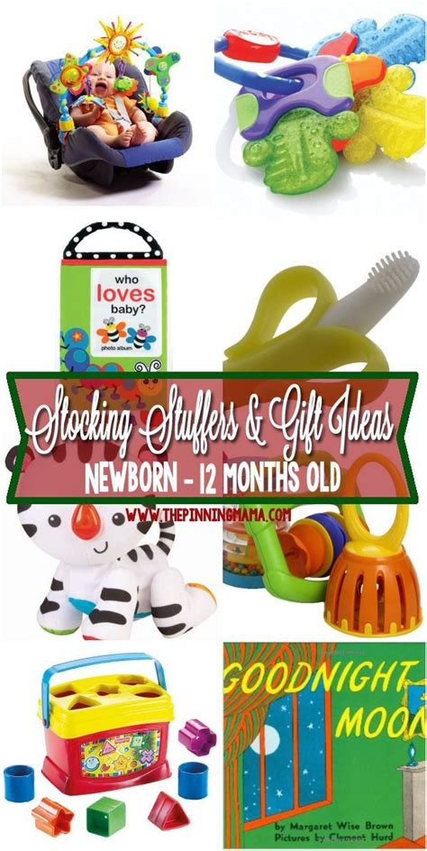 stocking stuffers small gifts for a baby mom 1 month