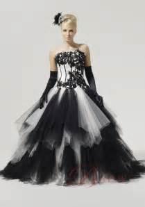 black wedding dress with gloveswedwebtalks wedwebtalks