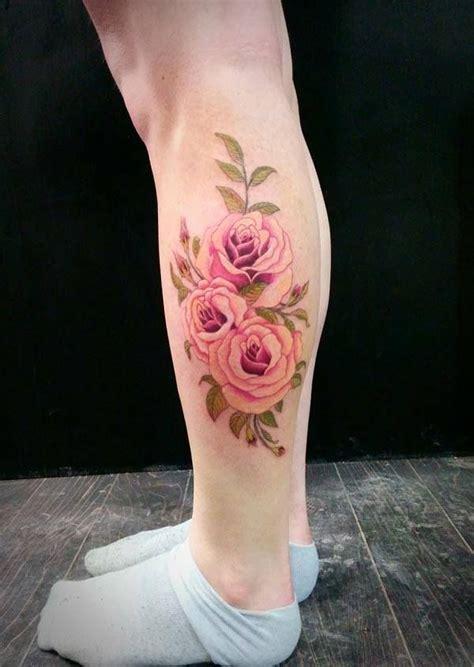 romantic tattoo placement 12 calf tattoo designs you won t miss girls calf tattoo
