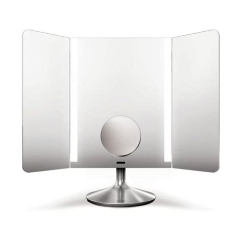 koep simplehuman makeup spegel med ljus och sensor billiga