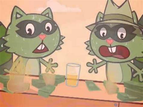 +18 korkunç Çizgi film 11 happy tree friends youtube
