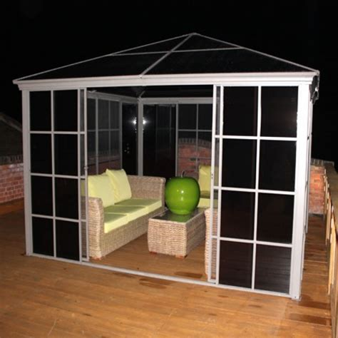 gazebo screen house four seasons metal screen house gazebo metal garden
