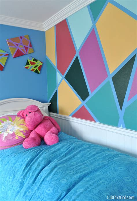 amazing diy wall painting ideas  refresh  walls