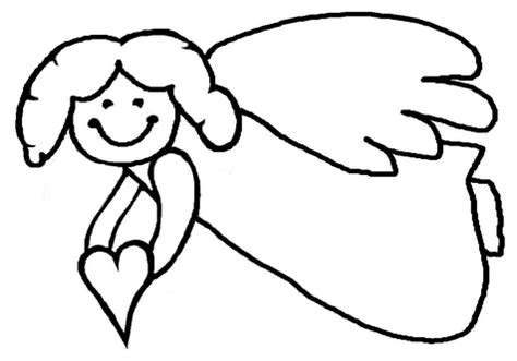 flying angel coloring page random acts of kindness coloring pages grig3 org