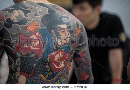 tattoo convention germany frankfurt germany 22nd apr 2017 dpatop rolf buchholz