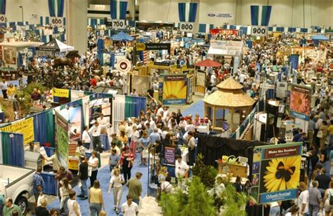 orlando home show coming  convention center  weekend