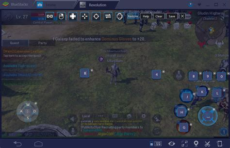 bluestacks mouse mapping 5 reasons why you must play lineage 2 revolution on bluestacks