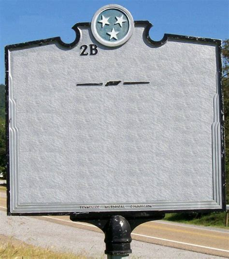 Historic Markers Of Marion County Tennessee Grave Marker Template