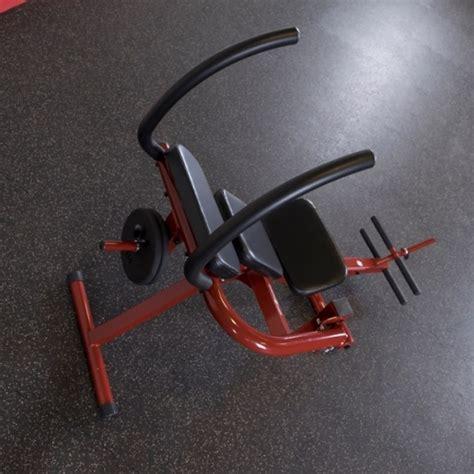 semi recumbent ab bench body solid best fitness semi recumbent ab bench core