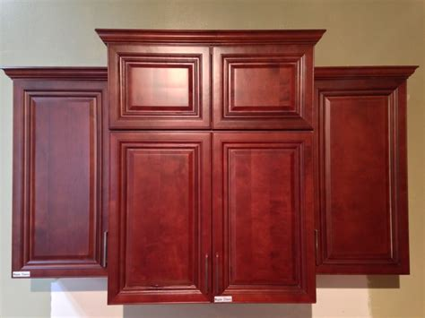 Maple Kitchen Pantry Cabinet by Stock Clearance Maple Cherry Pantry Cabinet Mediterranean Los Angeles By Greencastle