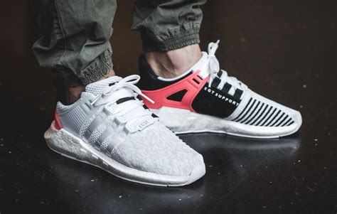 Adidas Eqt Suport the adidas eqt support 93 17 white turbo is dropping